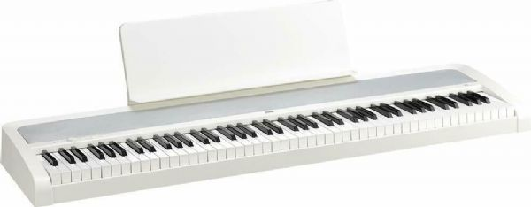 Korg B2 Digital Piano with Weighted Keys - White - B2-WH